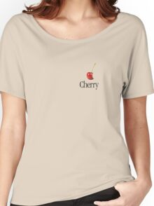 """Cherry"" T' Shirt - New computer company Women's Relaxed Fit T-Shirt"