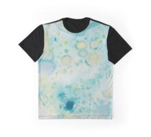 Marbling Designs Graphic T-Shirt