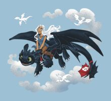 Dragon Rider Kids Clothes