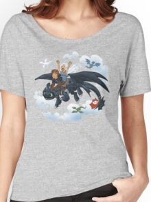 Dragon Riders Ver 2 Women's Relaxed Fit T-Shirt