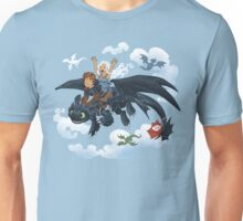 Dragon Riders Ver 2 Unisex T-Shirt