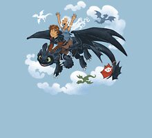 Dragon Riders Ver 2 T-Shirt
