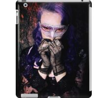 Scared Vamp iPad Case/Skin
