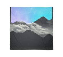 echo mountains blue Scarf