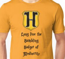 Long Live the Bumbling Badger... Unisex T-Shirt
