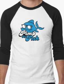 Pimp My Fish Men's Baseball ¾ T-Shirt