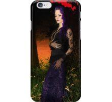 Vamp Glamour iPhone Case/Skin