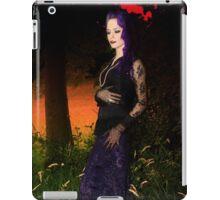 Vamp Glamour iPad Case/Skin