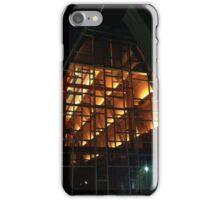 Wooden Chapel iPhone Case/Skin