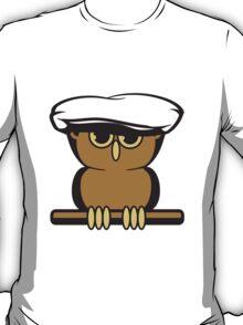 OWL bird Hat T-Shirt