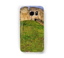 York Castle Keep Samsung Galaxy Case/Skin
