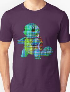 SQUIRTLE GLITCH T-Shirt