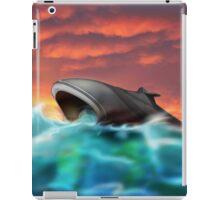 Futuristic Submarine  iPad Case/Skin