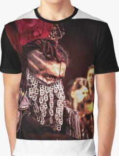 new work Graphic T-Shirt