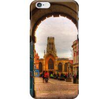 St Helen's Church iPhone Case/Skin