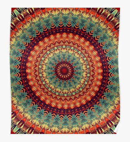 Mandala 094 Poster