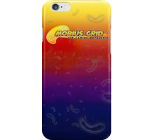 Mobius Grid - Sunset Fantasy iPhone Case/Skin