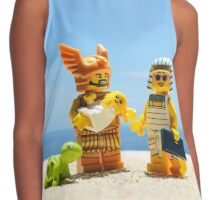 Family vacations Contrast Tank