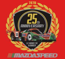 Mazda 787B One Piece - Long Sleeve