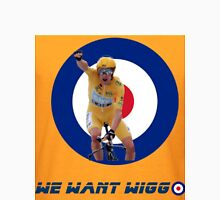 We Want Wiggo Offical Page T Shirt Unisex T-Shirt