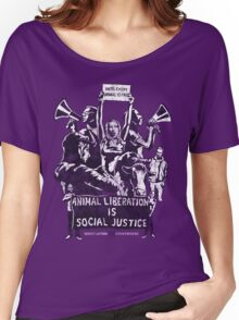 Liberation Women's Relaxed Fit T-Shirt