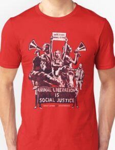 Liberation Unisex T-Shirt