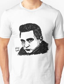 Just A Man In Black Unisex T-Shirt