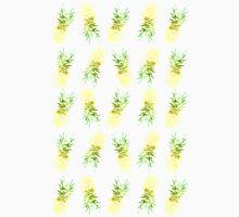 Pineapples are Fresh Unisex T-Shirt