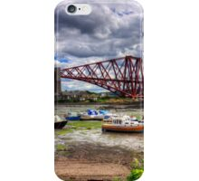 Low Tide in North Queensferry iPhone Case/Skin