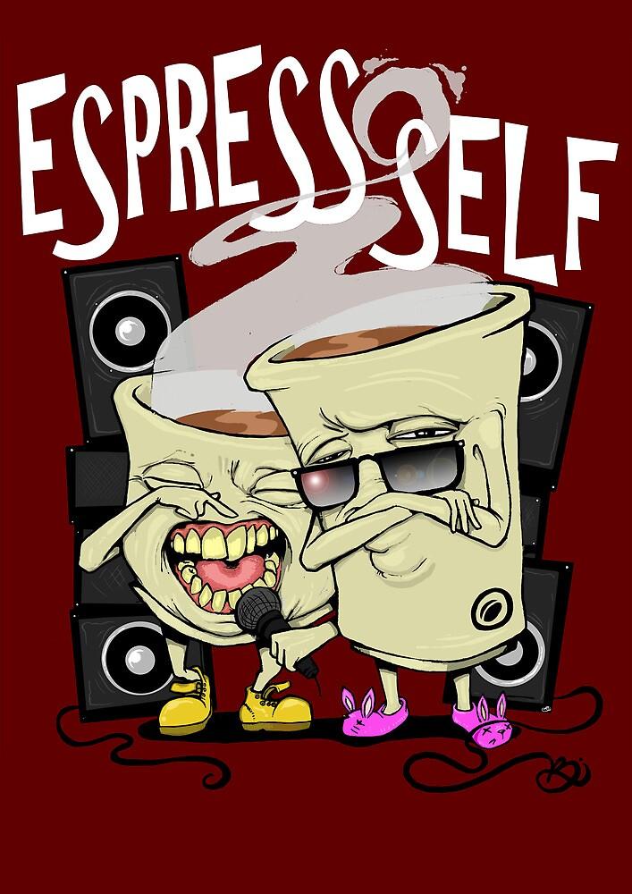 Espress'o'Self by DoodlesnDrips