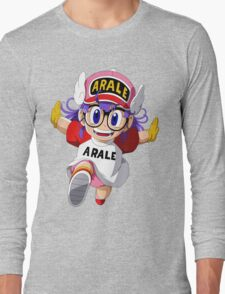 arale Long Sleeve T-Shirt