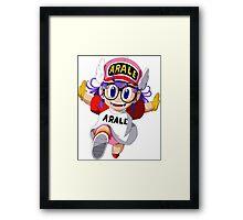 arale Framed Print