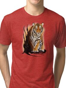 Tiger Claw Tri-blend T-Shirt