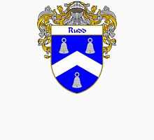 Rudd Coat of Arms / Rudd Family Crest Unisex T-Shirt