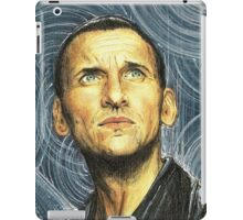 doctor who 9th iPad Case/Skin
