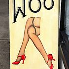 Woo © by Ethna Gillespie