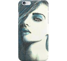lady fantasy iPhone Case/Skin