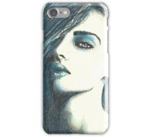 lady fantasy iPhone Case/Skin