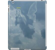 I Saw An Angel In The Sky iPad Case/Skin
