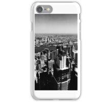 New York Skyline iPhone Case/Skin