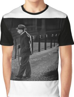 Lonely  are the streets at night Graphic T-Shirt