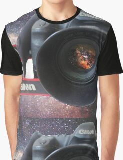 Canon star photographer Graphic T-Shirt