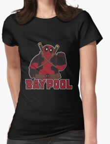 Baypool - The Merc Without a Mouth Womens Fitted T-Shirt