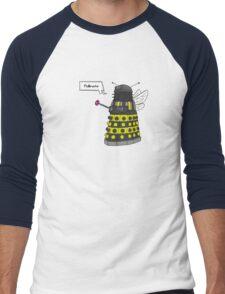 Bee Dalek  Men's Baseball ¾ T-Shirt