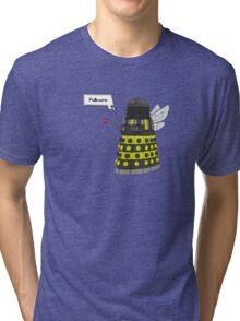 Bee Dalek  Tri-blend T-Shirt