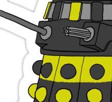 Bee Dalek  Sticker