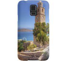 Stone Clock Tower Samsung Galaxy Case/Skin