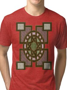 Symbols of the gods Tri-blend T-Shirt