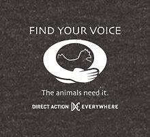 Find Your Voice Unisex T-Shirt