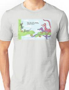 CHINESE TONIGHT Unisex T-Shirt